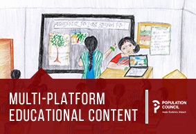 Multi Platform Educational Content