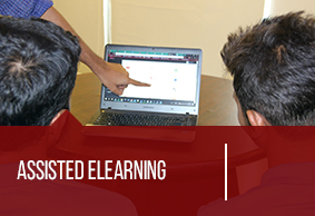 Assisted eLearning