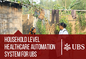Household level Healthcare automation system for UBS