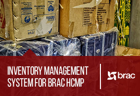 Inventory Management System for BRAC HCMP