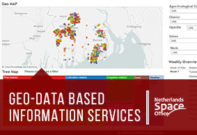 Geo-data based Information Services